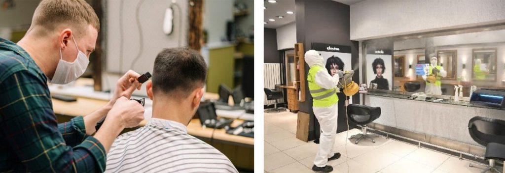Kuaför İş Güvenliği