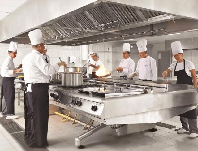 Restoran iş güvenliği